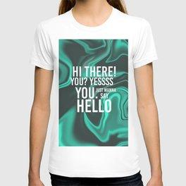 """ABSTRACT LIQUIDS XXXVIII """"38"""" T-shirt"""
