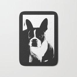 Boston Terrier Love Bath Mat