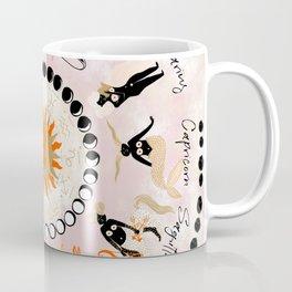 Zodiac Wheel Coffee Mug