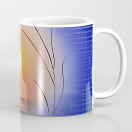 Abstract in perfection - Fertile Imagination Sunst Coffee Mug
