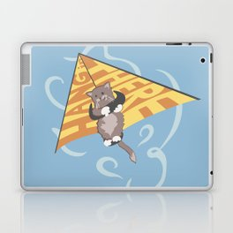 Hang (glide) in There Laptop & iPad Skin