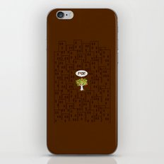 The F Situation iPhone Skin