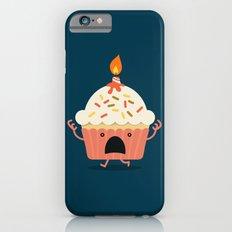 Cupcake on fire Slim Case iPhone 6