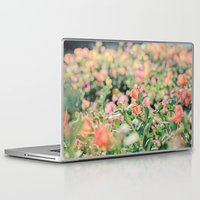 bokeh Laptop & iPad Skins featuring Bokeh by Yolanda Méndez