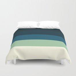 Nautical Stripes Duvet Cover