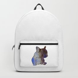 French Bulldog Puppy Cute baby Dog Backpack