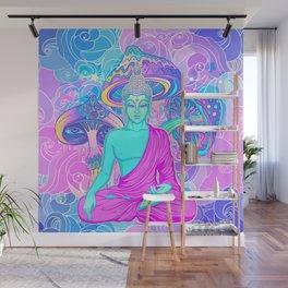 Magic Mushrooms Wall Mural