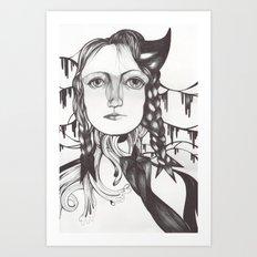 Recuerdos Art Print