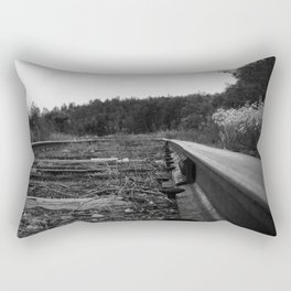 A Scene in Time of a Time Gone By Rectangular Pillow