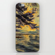 I'll be at the lake  iPhone & iPod Skin