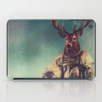 panda iPad Cases featuring Without Words by rubbishmonkey