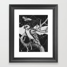 P18. Framed Art Print