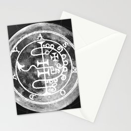 The Witches Moon Stationery Cards
