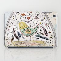egg iPad Cases featuring Egg by Infra_milk