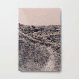 NORDIC DUNES Metal Print