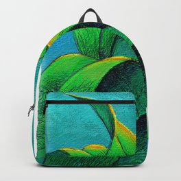 Desert plant Backpack