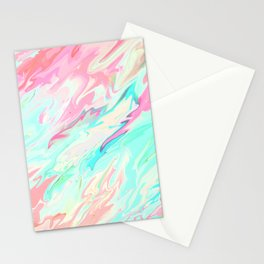 Sea of Spring Stationery Cards