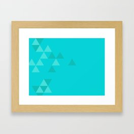 Singled Out Framed Art Print