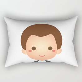 Mr & Mrs Smith Rectangular Pillow