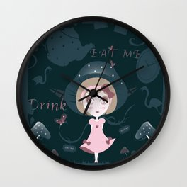 My alice Wall Clock