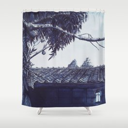 Pearls of Kyoto #3 Shower Curtain