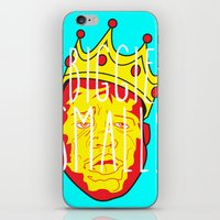 biggie smalls iPhone & iPod Skins featuring Biggie Smalls by Hussein Ibrahim