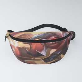 Battlecast Prime ChoGath League of Legends Fanny Pack