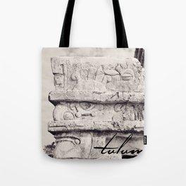 Tulum Tote Bag