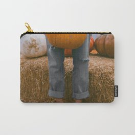Her Pumpkin (Color) Carry-All Pouch