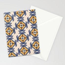Island Palm pattern Stationery Cards