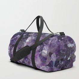 Amethyst Delight Duffle Bag