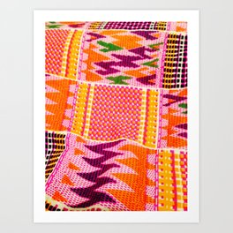 tribes Art Print