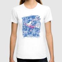 chihiro T-shirts featuring Chihiro in Spiritland by Hoborobo