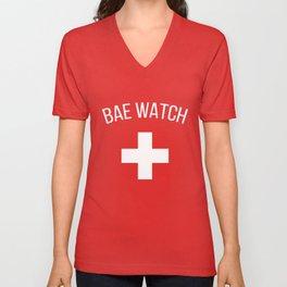 Bae watch Unisex V-Neck