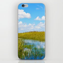 Florida Welands iPhone Skin