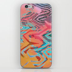 TROPICAL SUNSET  iPhone & iPod Skin