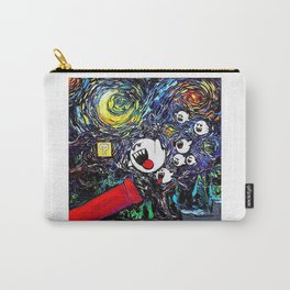 Ghost Attack Painting Carry-All Pouch