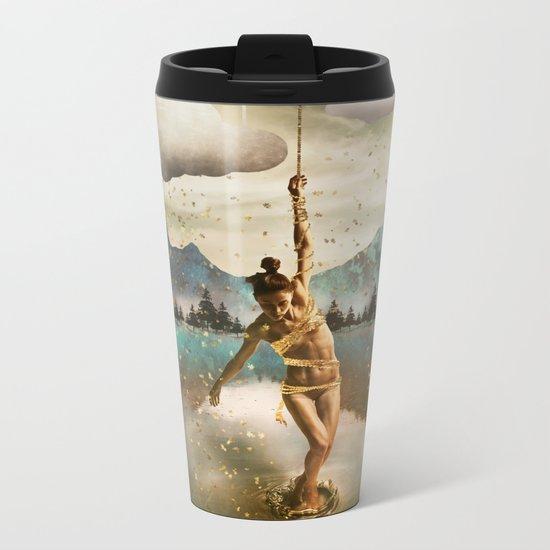 Tread Lightly Metal Travel Mug