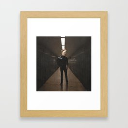 Blazing Memories  Framed Art Print