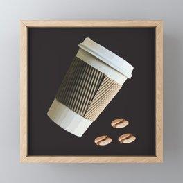 This Bitter Brew Framed Mini Art Print