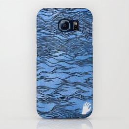 Man & Nature - The Dangerous Sea iPhone Case