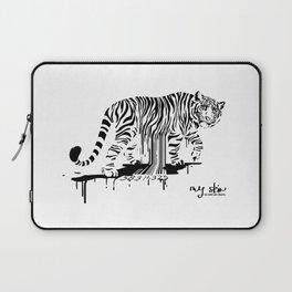Tiger Skin Laptop Sleeve