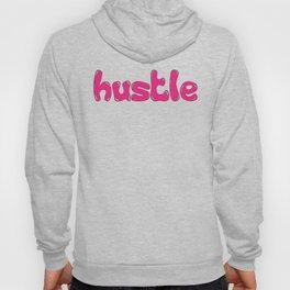 Hustle Pink Hoody