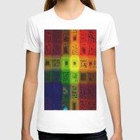 matrix T-shirts featuring Abdon Matrix by RingWaveArt