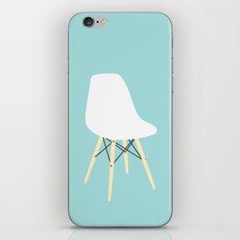#98 Eames Chair iPhone Skin