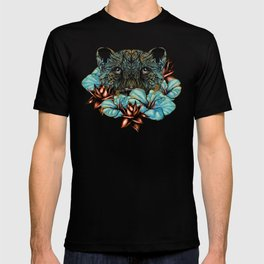 The Tiger and the Flower T-shirt