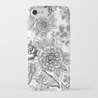 batik iPhone & iPod Cases featuring Batik by Tisha Haryanto