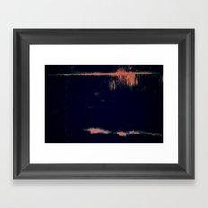 Life-Lines Framed Art Print