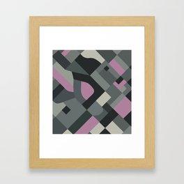 Langley 45 Framed Art Print