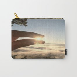 A Pinch of Sunshine Carry-All Pouch